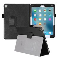 Wholesale Ipad Cases Pen - Card Slot Ipad Case For Ipad 5 6 air 1 2 mini 1 2 3 Ultra thin Slim Skin Smart Magnetic Flip Kickstand Ipad Cover With Pen Holder OPPBAG