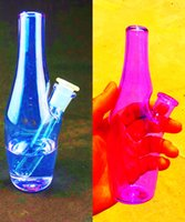 Wholesale Looking Glasses - 2017 new color, new look glass bong .the cheap glass water pipes are easy to clean and the glass oil rigs factory are shipped directly.