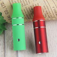 Wholesale E Cigar Cartridges - Dry Herb Vaporizer Atomizer E Cigar Tank Mini Ago G5 Herbal Vapor 510 Thread eGo Smoke Cartridge for ECIG