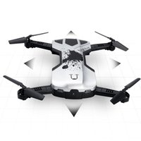 2.4G Mini RC Fold Drone 6CH 6-Axis Gyro 2M HD-камера 720P APP Control Gravity Sensor RC Quadcopter RTF Пульт дистанционного управления Вертолет