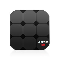 Wholesale New product explosion A95X R2 k set top box Amlogic RK3328 Android system TVBOX