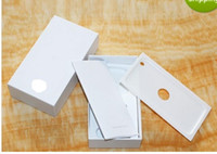 Wholesale Iphone Accessory Plug - free shipping Wholesale Factory Direct Cell Phone Box Empty Boxes Retail Box for Iphone 5 6 6s 6s plus with Full Accessories US plug