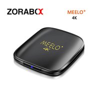 [GENUINE] android tv box ME ELO + 4K 1G 8G o 2G 16g opzionale Amlogic S905X quad core android 6.0 sostegno iptv OTT airmouse