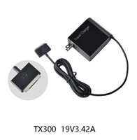 Wholesale wholesale asus laptops - Wholesale- 65W 19V 3.42A AC laptop Power Supply Wall Charger Cable Plug Adapter For ASUS Transformer Book TX300 TX300K TX300CA Tablet