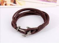 Wholesale China Traditional Girl - Latest vintage Women , Men Girls Wax rope Bracelets , Weave Bracelet ,Jewelry ,gift,Adjustable size Z290