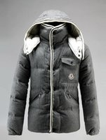 Wholesale Down Coats Women Xxl - Winter jacket Man high-quality fashion down jacket men and women thick coat hooded light brand down jacket S-XXL mens clothing