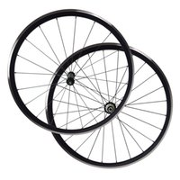 Cheap Super Light Kinlin XR300 30mm Clincher Road Bike Wheels Alumínio Powerway R36 Hub Road Bike Wheelset Largura Rim 19mm Jantes de liga leve