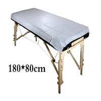 Wholesale massage specials - Disposable Medical Massage Special Non-Woven Bed Pad Beauty Salon SPA Dedicated Bed Sheet