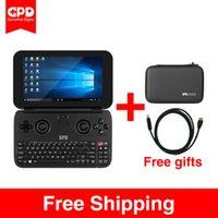 "Wholesale Win Laptop Tablet - GPD Win 5.5"" GamePad Tablet PC Game Console Windows 10 Laptop Notebook 5.5"" CPU x7-Z8750 Windows 10 Bluetooth 4.1 4GB 64GB (Black)"