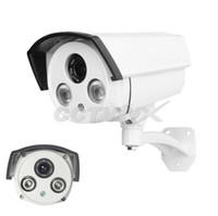 Wholesale Weatherproof Color Cctv Cameras - Cctvex Outdoor Cmos Color 1300Tvl 8m Cctv Security Camera Surveillance Day Night Outdoor Weatherproof Infrared Night Vision