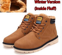 Wholesale High Heels 44 - SURGUT Brand Hot Newest Keep Warm Men Winter Boots High Quality pu Leather Casual Boots Working Fahsion Boots Essential Shoes size 39-44