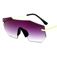 Wholesale Anti Ultraviolet - Europe and American style hot selling elegant retro Unisex sunglasses fashion big frame personality sunglasses anti-ultraviolet sunglasses