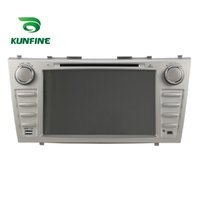 Octa Core 1024 * 600 Android 6.0 Auto DVD GPS Navigation Multimedia Player Auto Stereo für Toyota Camry 2007 2008 2009 2010 Radio Headuint