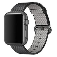 Wholesale Apple Green Watch Strap - Smart Watch Band Series 1 Series 2,Woven Nylon Replacement Wrist Band Bracelet Strap with Classic Buckle for iwatch,42mm