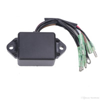 Wholesale Yamaha Stroke Outboard - Motorcycle CDI Ignition Control Module COIL Electronic Power Pack For Yamaha 8HP 9.9HP 15HP 20HP 25HP Outboard 2 Stroke Engines Motor #M055