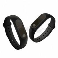 oled watch ekranı toptan satış-M2 XIAOMI Spor izci Watch Band Nabız Su Geçirmez Etkinlik Izci Akıllı Bilezik OLED Ekran Ile Pedometre Çağrı hatırlatmak