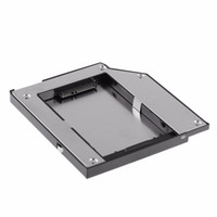 Wholesale Ibm T61 - Wholesale- Ultrabay Slim SATA HDD Hard Drive Caddy Adapter Bay For IBM Lenovo T60 T61 T60P VCN67 T0.3