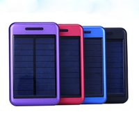 Wholesale Battery Charging Power Supply - Factory direct sales spot, portable solar energy power supply, 10000 Ma general charger, polymer lithium battery charging treasure