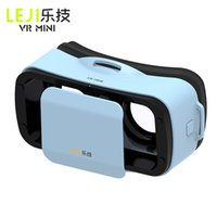 Wholesale VR BOX D video Glasses Cardboard for inch
