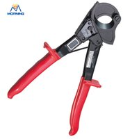 Wholesale Ratchet Wire Cable Cutter - China HS-325A Cutting range:240mm2 max Ratchet cable cutter, Not for cutting steel or steel wire