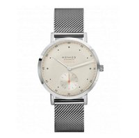 Wholesale Simple Fashion Stylish - Fashion simple stylish Top Luxury brand Famous Watches men Stainless Steel Mesh strap band Quartz-watch thin Dial Clock man