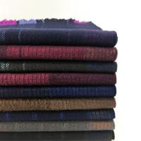 Wholesale Hangzhou Scarf - Wholesale- Yupi Full Silk 100% Mulberry Silk Thick Men's Scarf Silk Scarf Scarf Luxury Brand Hangzhou China
