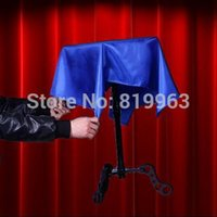 Wholesale Magic Tricks Floating Table - Wholesale- Free shipping Plastic Floating Table - Magic Trick,Accessories,stage magic props,close up,mentalism,party trick,easy to do