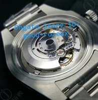 Wholesale Bezel Blue Black Ceramic Watches - Brand New Noob Factory V7 Mens Automatic Cal.3186 Watch Black Blue Ceramic Bezel Men Gmt Watches Dive Sport 116710 BLNR Wristwatches