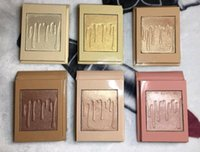 Wholesale Concealer Single - Chocolate Cherry Illuminating Kylighter Powder Kylie Highlighter Glow Kit Bronzers Highlighters For Face Brighten Single Colors Cosmetics