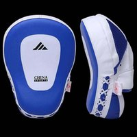 Kick Boxing Hand Target Taekwondo Focus Punch Pads Gants Mma Muay Thai Sanda Karaté Martial Fighting Fitness Training Mitaines circulaires