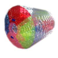 zorbing balls toptan satış-Su Yürüteç Şişme Rulo Su Topu Yürüyüş Havuz Oyunları için Zorbing 2.4 m 2.6 m 3 m Ücretsiz Kargo