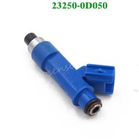 Wholesale Fuel Injectors For Toyota - High Quality 23250-0D050 23209-0D050 Fuel Injectors for Toyota Corolla Matrix Vibe FWD 1.8L