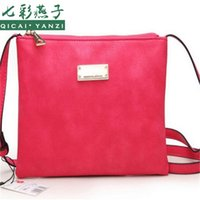 Wholesale Top Quality Leather Wholesale Handbags - Wholesale- N756 2016 Top Quality Free Shipping Fashion Generous Women Handbag Shoulder Bags Satchel Tote Purse Frosted PU Leather Bag