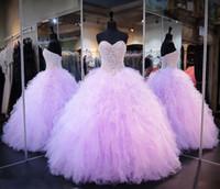 kız çocuklar altın elbiseler toptan satış-Yeni altın küre Kız Pageant elbise Çocuk Boncuk Kristaller Pageant elbise Akşam Kızlar Için Tül küçük kızlar Quinceanera Çiçek Kız Elbise