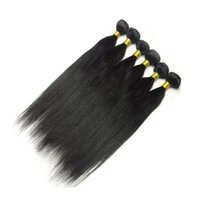Wholesale Extention Remy - Cheap Hair Extention,6pcs Lot Malaysian Human Hair Straight ,Malaysian Remy Virgin Hair ,Mix length 12-20 inch,Express Free Shipping