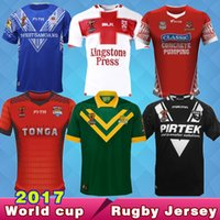 ac3494d6666 Rugby Men Short Free Ship 2017 TONGA World Cup fita rugby Jerseys New  Zealand 2018 Australia