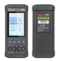 Wholesale Diagnostic Scan Tool Multi Language - Launch DIY Scanner CReader 9081 super durable Full OBD2 Scanner Scan Tool Diagnostic OBD+ABS+SRS+Oil+EPB+BMS+SAS+DPF CR9081 multi language