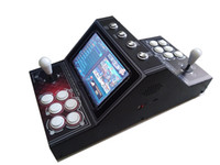 Wholesale Building Home Design - Double LED mode,THE Wing Arcade, all iron chassis design, continued home arcade gameplay, built in 9 inches double LED,Double rally mode.