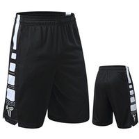 Wholesale Plus Size Active Wear - Active Trainer Basketball Shorts 100% Polyester Bermuda Gym Sport Men's Relaxed Waist Shorts Loose Training Sport Wear Plus Size 3XL