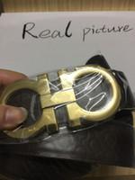 Wholesale Belt Buttons - men G button men belts High quality belts designer ceintuur genuine leather belt for men women belts.