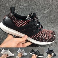 Cheap New Original Ultra Boost 3.0 CNY Core Triple Noir Blanc Royal Blue Bourgogne Casual Chaussures Hommes Chaussures de course tenis femme ultraboost