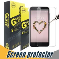 Wholesale Screen L5 - For ZTE Axon Tempered Glass Screen Protector Anti Shatter 9H 2.5D Screen Protector Film For ZTE Secret Mini 7 Z11 Z11 Mini L5 Zmax Z9130