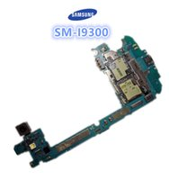 Wholesale S3 Motherboard - unlocked Original Motherboard For Samsung GALAXY s3 i9300 WCDMA mainboard free shipping