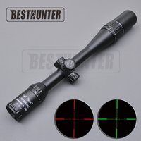 Wholesale Carl Zeiss Scope - Reticle Riflescope Carl ZEISS 4-16X40 White Letter Markings Red And Green Reticle Crosshair Sight Scope Rifle Optics Hunting