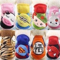 Wholesale Large breed dog clothes fleece clothing New winter Golden retriever clothes
