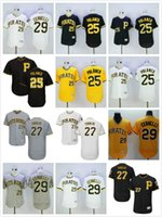 Men black kent - Men Pirates Gregory Polanco Kent Tekulve Francisco Cervelli Grey White Gold Black Pittsburgh Pirates Baseball Jerseys