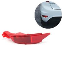 faróis de neblina venda por atacado-Carro Direita / Esquerda cauda pára-choques traseiro refletor luz de freio traseiro luz de nevoeiro luzes para a Ford / Fiesta Mk7 2008-2012