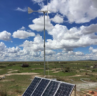 Wholesale Solar Wind Power System - 3000W Solar power system used Panel Solar Wind Generator