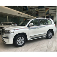 Wholesale high quality car side door body decorative stickers for toyota land cruiser Fj200 auto exterior accessories A