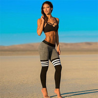Wholesale New Style Trousers For Women - Women Pants Trousers For Ladies New Style Plain Solid Black Breathabl Knitted High Waist Crisscross Tie Fitness Elastic Leggings